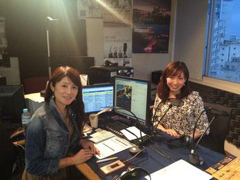 MID-FM DJ 加藤千佳さんの番組〜Bienvenue au Marche〜